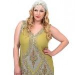 plus size 1920s dresses