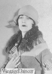 1920s sweater in 1926
