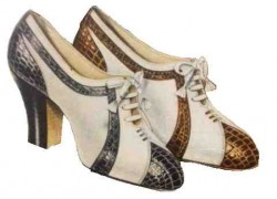 1930s Shoes History